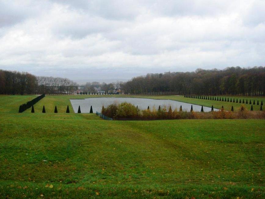 Cr de sortie au parc de marly site de l 39 association des for Parc des yvelines